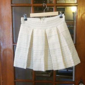 Ginger G pleated skirt